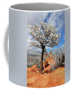 Frosted Wonderland 3 Coffee Mug