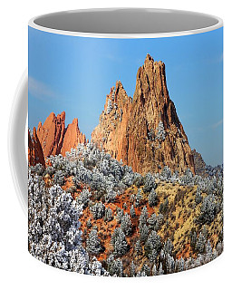 Frosted Wonderland 4 Coffee Mug