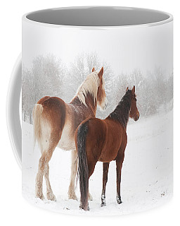 Frosty Butts Coffee Mug