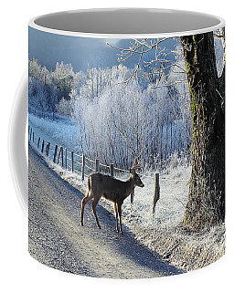 Frosty Cades Cove II Coffee Mug