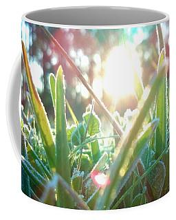 Frosty Flare Coffee Mug