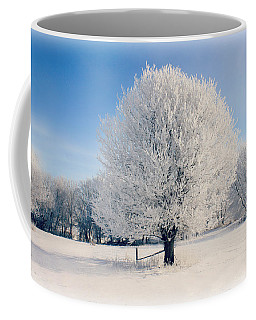 Frosty Glow Coffee Mug