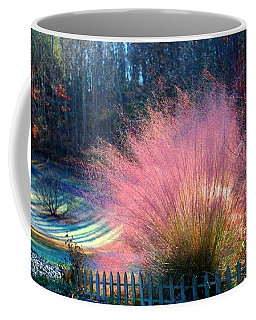 Frosty Scene Coffee Mug by Kathryn Meyer