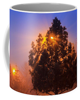 Frosty Sunrise 2 Coffee Mug