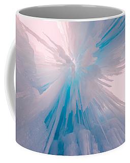 Frozen Coffee Mug by Chad Dutson