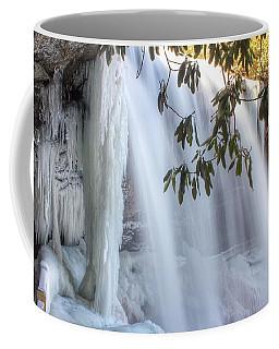 Frozen Dry Falls Coffee Mug