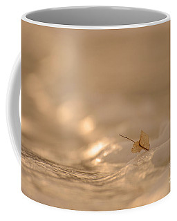 Frozen Footprints Coffee Mug