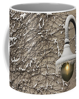 Frozen Illumination Coffee Mug