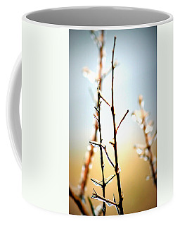 Frozen In Light Coffee Mug