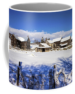 Frozen In Time One  Coffee Mug