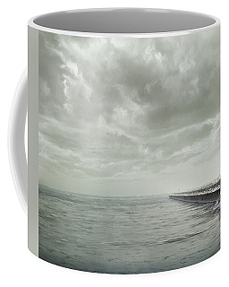 Frozen Jetty Coffee Mug