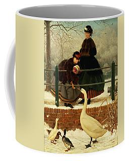 Frozen Out Coffee Mug