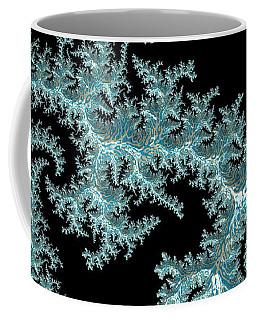 Frozen Coffee Mug by Susan Maxwell Schmidt