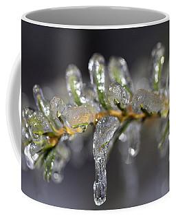 Frozen Yew Coffee Mug
