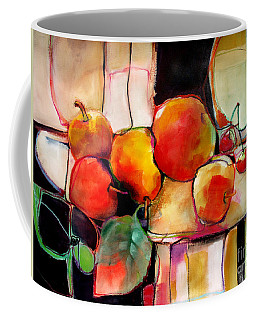 Fruit On A Dish Coffee Mug