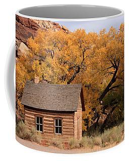 Fruita Schoolhouse, Capital Reef, Utah Coffee Mug