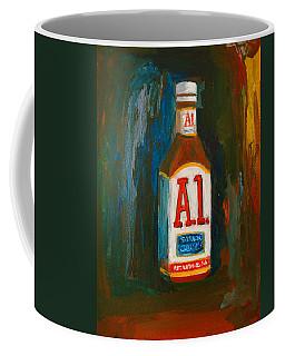 Full Flavored - A.1 Steak Sauce Coffee Mug