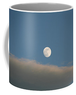 Coffee Mug featuring the photograph Full Moon by David S Reynolds