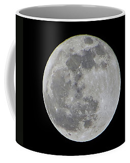 Full Moon Over Florida Coffee Mug by Tim Townsend