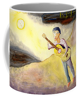 Full Moon Serenade  Coffee Mug