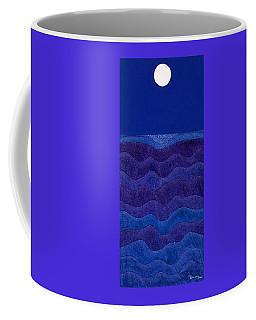 Full Moonscape II Coffee Mug