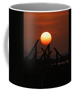 Coffee Mug featuring the photograph Full Sun by Leticia Latocki