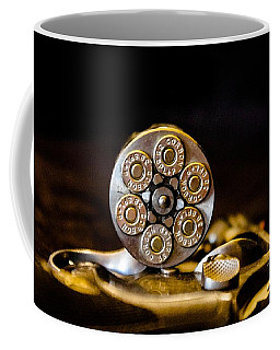 Coffee Mug featuring the photograph Fully Loaded by Deniece Platt