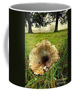 Fun-guy Coffee Mug by Linsey Williams