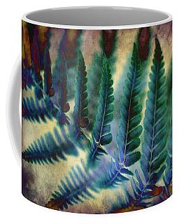 Funky Fern. Coffee Mug