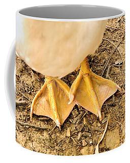 Funny Feet Coffee Mug