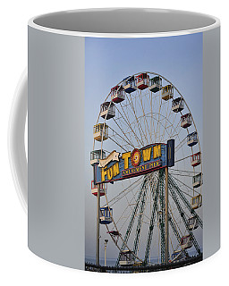 Funtown Ferris Wheel Coffee Mug
