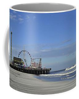 Funtown Pier Seaside Heights Nj Jersey Shore Coffee Mug