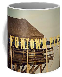 Funtown Vintage Coffee Mug