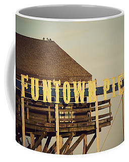 Funtown Vintage Coffee Mug