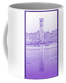 Furman Bell Tower Coffee Mug