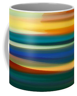 Fury Seascape Panoramic 1 Coffee Mug