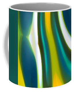 Abstract Tide 9 Coffee Mug