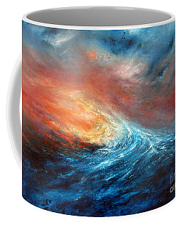 Fusion Coffee Mug by Valerie Travers