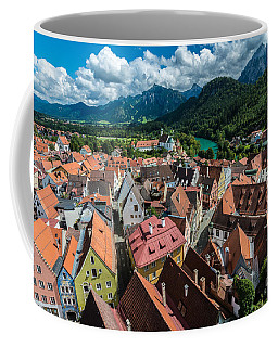 Fussen - Bavaria - Germany Coffee Mug