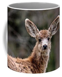 Fuzzy Fawn Coffee Mug
