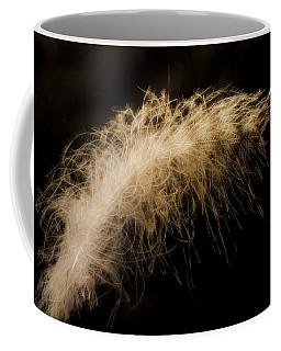 Fuzzy Feather Coffee Mug