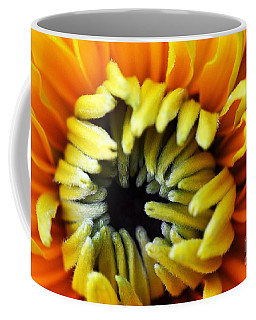 Coffee Mug featuring the photograph Fuzzy Wuzzy by Judy Wolinsky