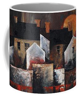 Gables Sunset Coffee Mug