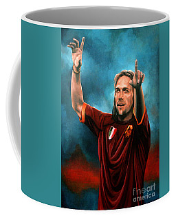Gabriel Batistuta Coffee Mug