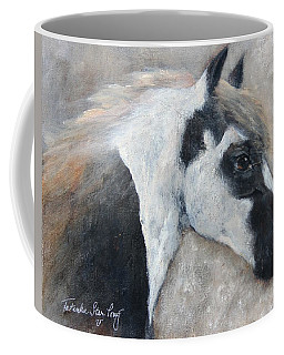 Gabriel - The Angel Is In His Face Coffee Mug