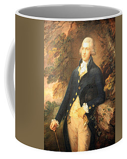 Gainsborough's Francis Bassat -- Lord De Dunstanville Coffee Mug