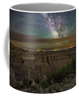 Galactic Pinnacles Coffee Mug