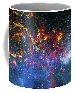 Galactic Storm Coffee Mug by Jennifer Rondinelli Reilly - Fine Art Photography