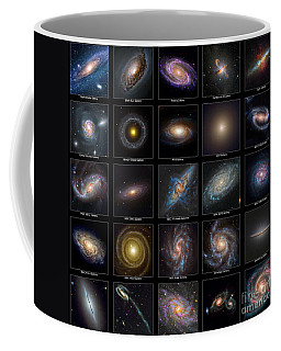 Galaxy Collection Coffee Mug