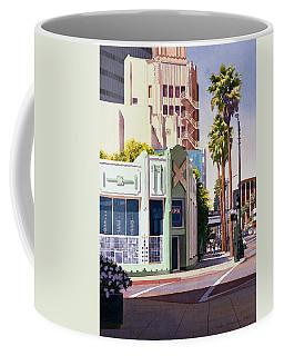 Los Angeles Coffee Mugs